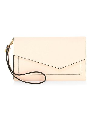 Botkier cobble hill leather clutch