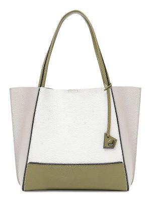 Botkier soho colorblock leather tote