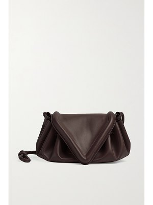 Bottega Veneta beak medium leather shoulder bag