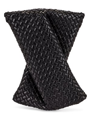 Bottega Veneta bv crisscross clutch