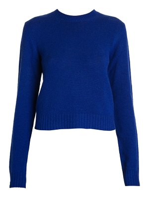 Bottega Veneta cashmere-blend cropped sweater