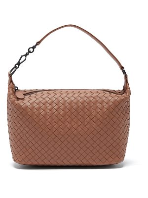 Bottega Veneta Ciambrino Intrecciato leather shoulder bag
