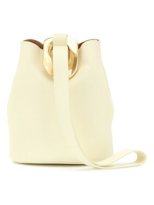 Bottega Veneta drop leather bucket bag