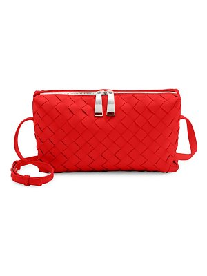 Bottega Veneta mini nodini leather crossbody bag