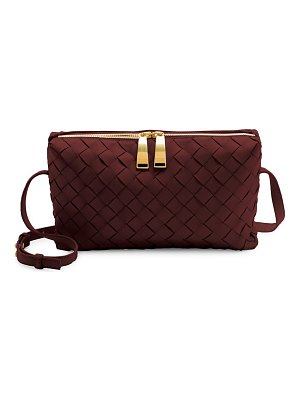 Bottega Veneta small nodini leather crossbody bag
