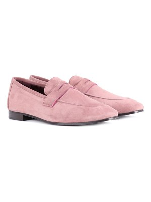 Bougeotte suede loafers