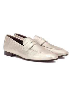 Bougeotte Flaneur leather loafers