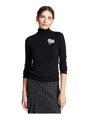 Boutique Moschino turtleneck sweater