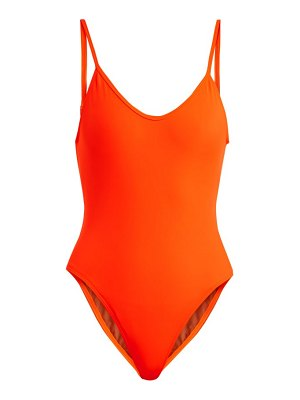 Bower Hutton scoop-neck swimwsuit
