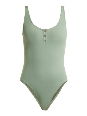 Bower seymour scoop neck swimsuit