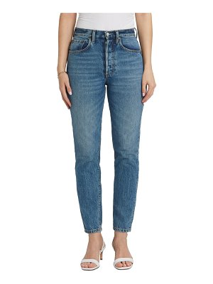 Boyish Jeans the billy high waist ankle skinny jeans