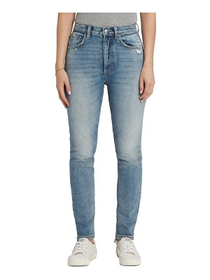 Boyish Jeans the billy high waist distressed nonstretch jeans
