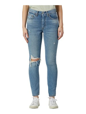 Boyish Jeans the billy ripped high waist skinny jeans