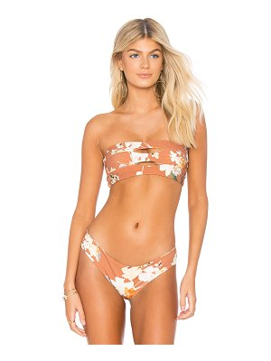 Boys + Arrows Abettingava Bikini Top