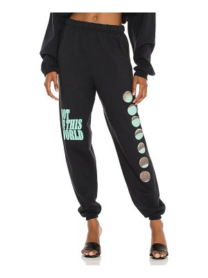 Boys Lie not of this world cropped sweatpants