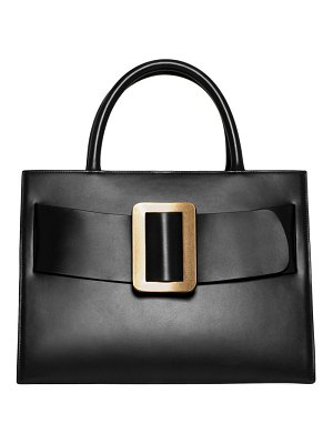 Boyy bobby buckle leather tote