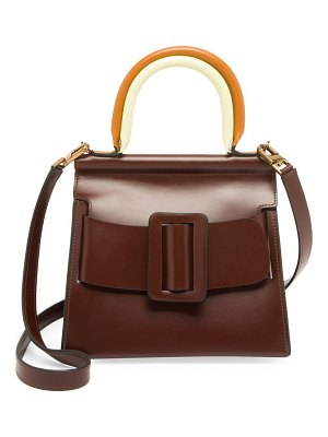 Boyy karl 24 leather top handle bag