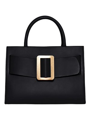 Boyy large buckle leather tote bag