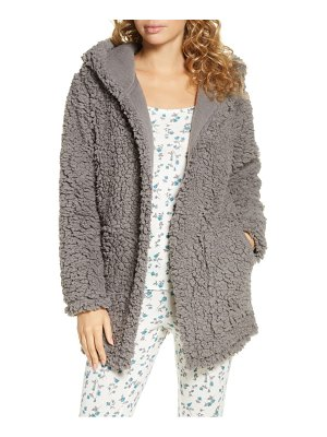 BP. cloud hooded cardigan