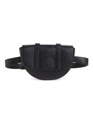 BP. faux leather moon belt bag
