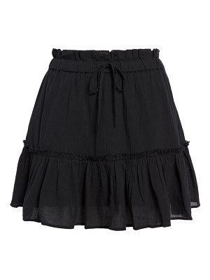BP. tiered ruffle miniskirt
