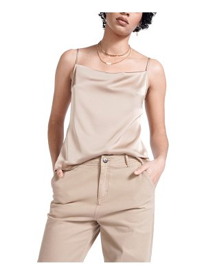BP. + Wildfang satin camisole
