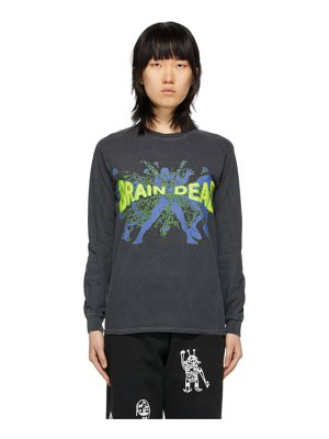 Brain Dead blammin long sleeve t-shirt