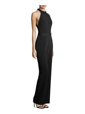 Brandon Maxwell maxwell crepe bow jumpsuit