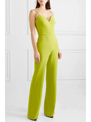Brandon Maxwell stretch-crepe jumpsuit