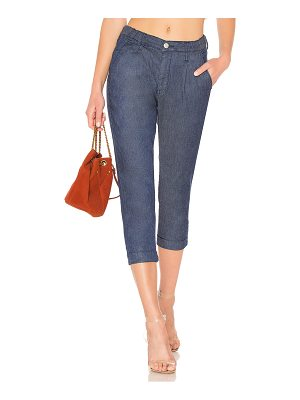 Brappers Denim Linen Trouser
