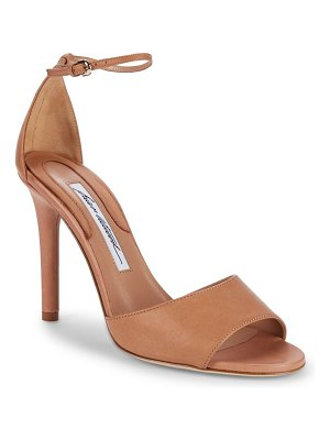 Brian Atwood Elsa Leather High Heel Sandals