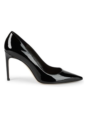 Brian Atwood Valerie Patent Leather Pumps