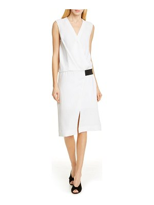Brochu Walker claren drop waist dress