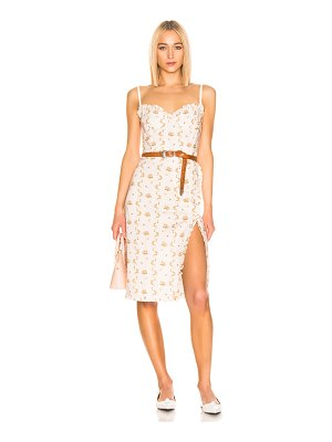 Brock Collection floral dress