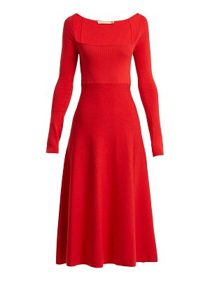Brock Collection Kimmie cotton and silk-blend dress