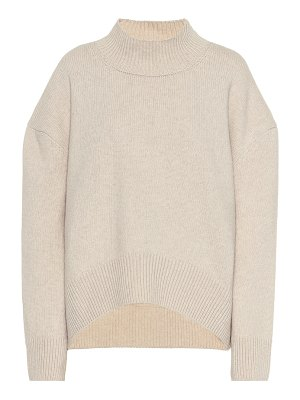 Brock Collection pilota wool and cashmere sweater