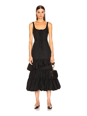 Brock Collection Ruffle Dress