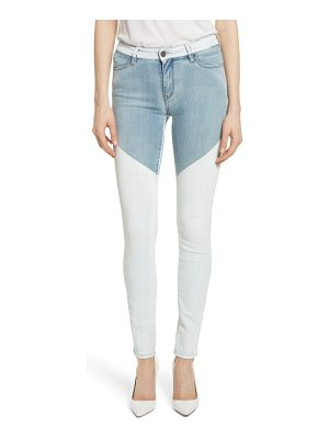 Brockenbow emma coated skinny jeans