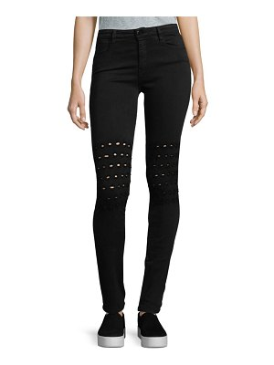 Brockenbow Skinny Cut-Out Jeans
