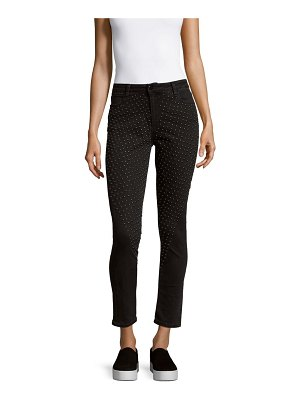Brockenbow Reina Mid-Rise Cropped Jeans
