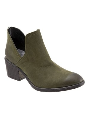 BUENO dylan cutout bootie
