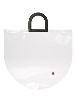 Building Block Lucky Penny Stencil Tote