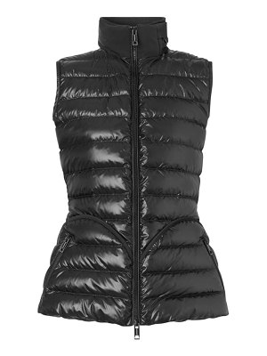 Burberry bideford quilted down vest