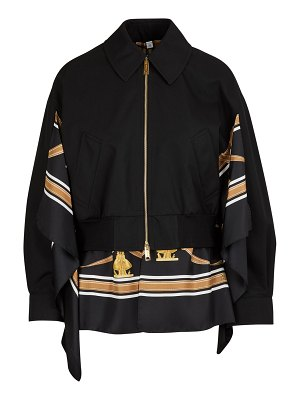 Burberry Cotton jacket