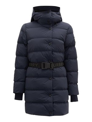 Burberry eppingham belted down-filled puffer coat