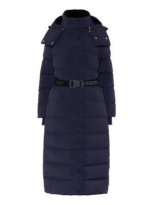 Burberry eppingham quilted down coat