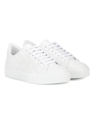 Burberry Leather sneakers