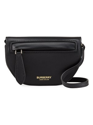 Burberry Olympia Leather Crossbody Bag