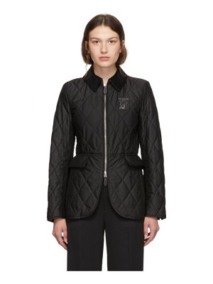 Burberry quilted ongar jacket
