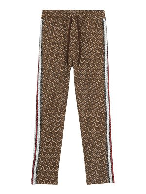 Burberry raine monogram sweatpants
